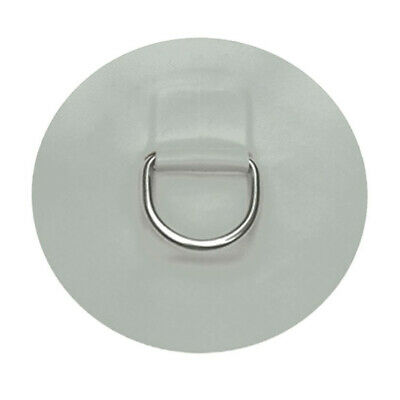 stainless steel d-ring pad//patch for PVC inflatable boat raft dinghy kayak UV