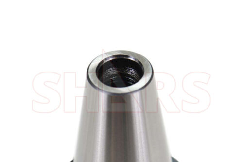 "SHARS CAT 40 V-Flange Drill Chuck Adapter 2JT 1-1//2/"" TIR .0002/"" NEW"
