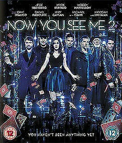 Now You Voir Me 2 Blu-Ray Blu-Ray Neuf (SUM52048BR)