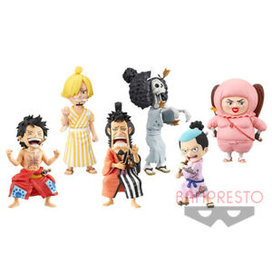 Banpresto One Piece World Collectable figure Wa no kuni vol.5 WCF Japan F//S