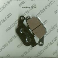 Buell Disc Brake Pads Xb9 02-10 Rear (1 Set)
