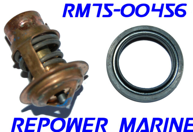 Thermostat for Mercury / Mariner Outboard, replaces 76592, 70, V135, V150, V200