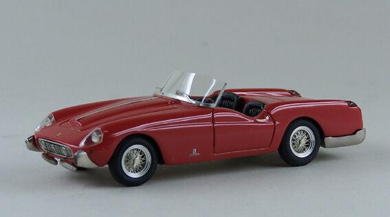 ABC 216R FERRARI 250 GT COLLINS 1957 CH. 0655 GT - ROUGE