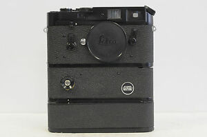 Leica-M-4-Black-Paint-with-E-Leitz-NY-Motor-Drive
