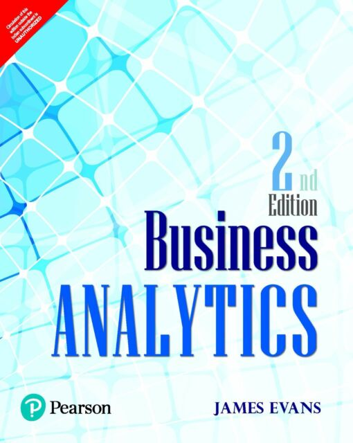 business analytics methods models and decisions by james r rh ebay com Analytic Solution DDS Business Analytics Software