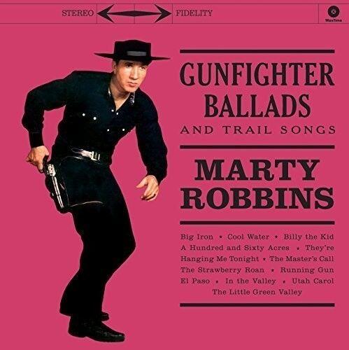 Marty Robbins - Gunfighter Ballads & Trail Songs [New Vinyl] UK - Import