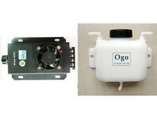 HHO Fan Cooled 30 AMP PWM with Case+Water Tank
