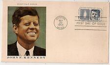 JOHN F. KENNEDY BOSTON MASSACHUSETTS. 1964. L927