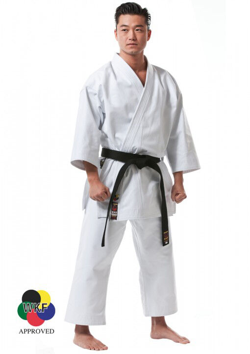Tokaido Japanese WKF Approved Heavyweight Karate Gi - TSA Yakudo