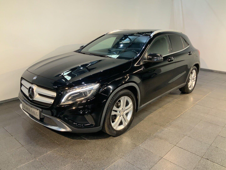 Mercedes-Benz GLA220 2,2 CDi aut. 4Matic