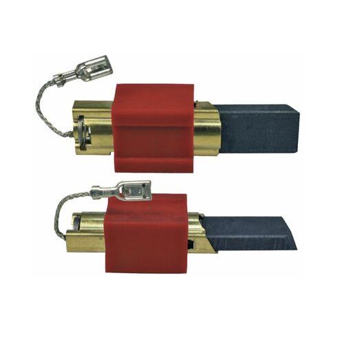 Dispositivi carbone schleifkohle carbone Lavatrice 2x come miele 4297413 w700 w800 w900