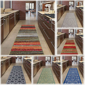 Image Is Loading Hallway Rug Runners 20x59 034 Kitchen Area Carpet