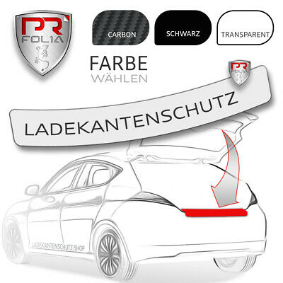 Lackschutzfolie Ladekantenschutz in Schwarz matt 190/µ PR Folia Ladekantenschutz
