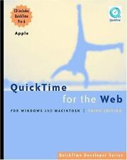 QuickTime for the Web: For Windows and Macintosh, Third Edition (QuickTime