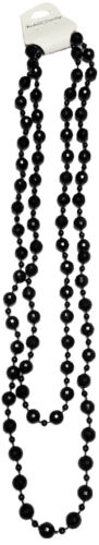 """1980/'s NEON UV BRIGHT 50/"""" LONG BEADS NECKLACES 80/'s FANCY DRESS PARTY FOR TUTU"""