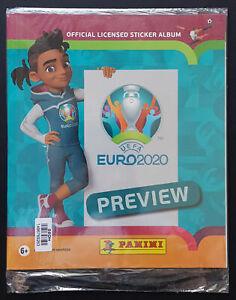 Panini Euro 2020 Preview Album Russland (OZON)