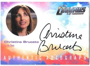 DC-Legends-of-Tomorrow-Auto-Autograph-Card-Christina-Brucato-Lily-Stein-CB