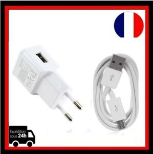 Cable-Micro-USB-Chargeur-Adaptive-chargeurs-rapides-Samsung-Galaxy-S7-Telephones