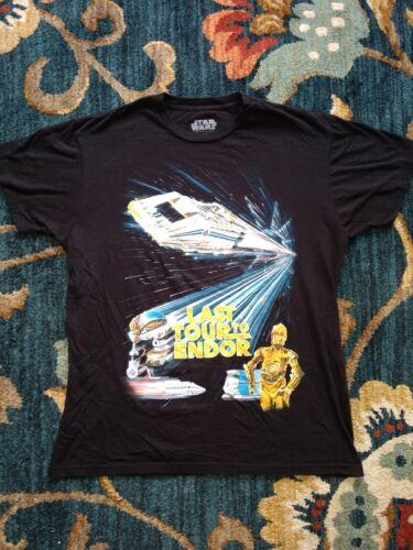 Star Wars Star Tours Last Tour to Endor Tshirt Rar