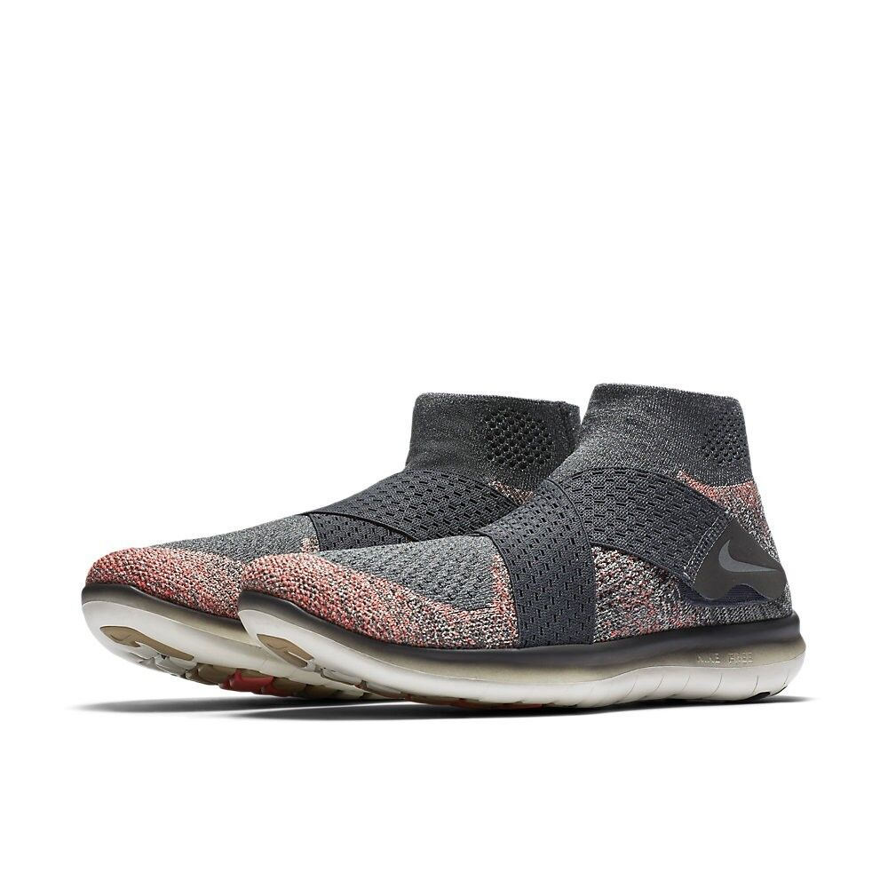the latest 5e13a 2bd9d NikeLab Free RN Motion Flyknit 883292-002 883292-002 883292-002 Women s Shoe  Dark Grey SIZE 10 (27CM) 06e4af