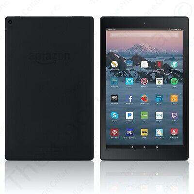 Amazon Kindle Fire Hd 10 Sl056ze 10 1 32gb 7th Gen Black Tablet Ebay