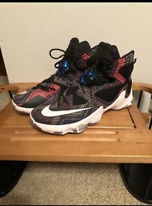 new styles ffbd8 91871 Details about LeBron 13 Black History Month Size 12