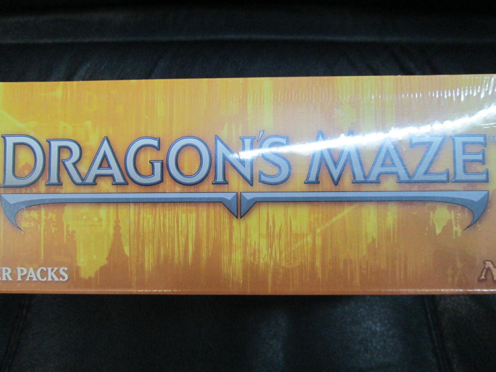 MAGIC DRAGONS MAZE SEALED BOOSTER BOX