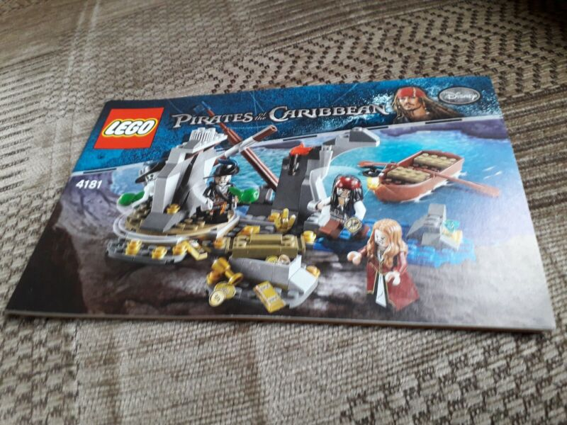 LEGO NEW Marvel 76079 Ravager Attack INSTRUCTIONS /& STICKERS ONLY Lot Guardians