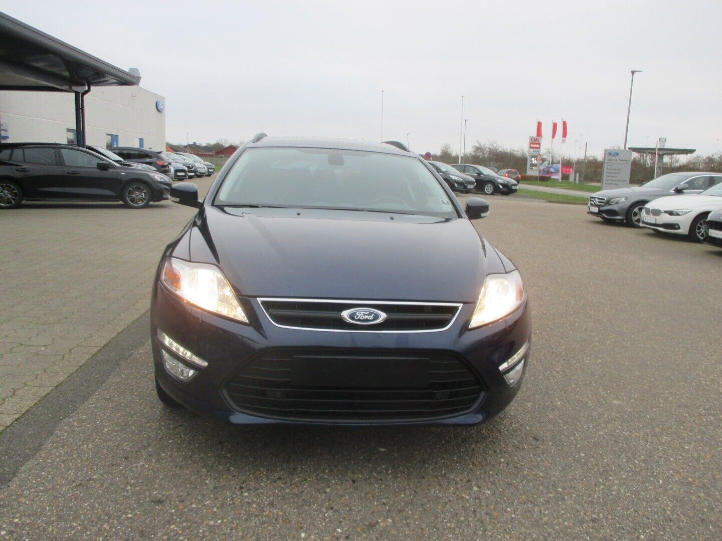 Ford Mondeo 2,0 TDCi 163 Collection stc. - billede 4