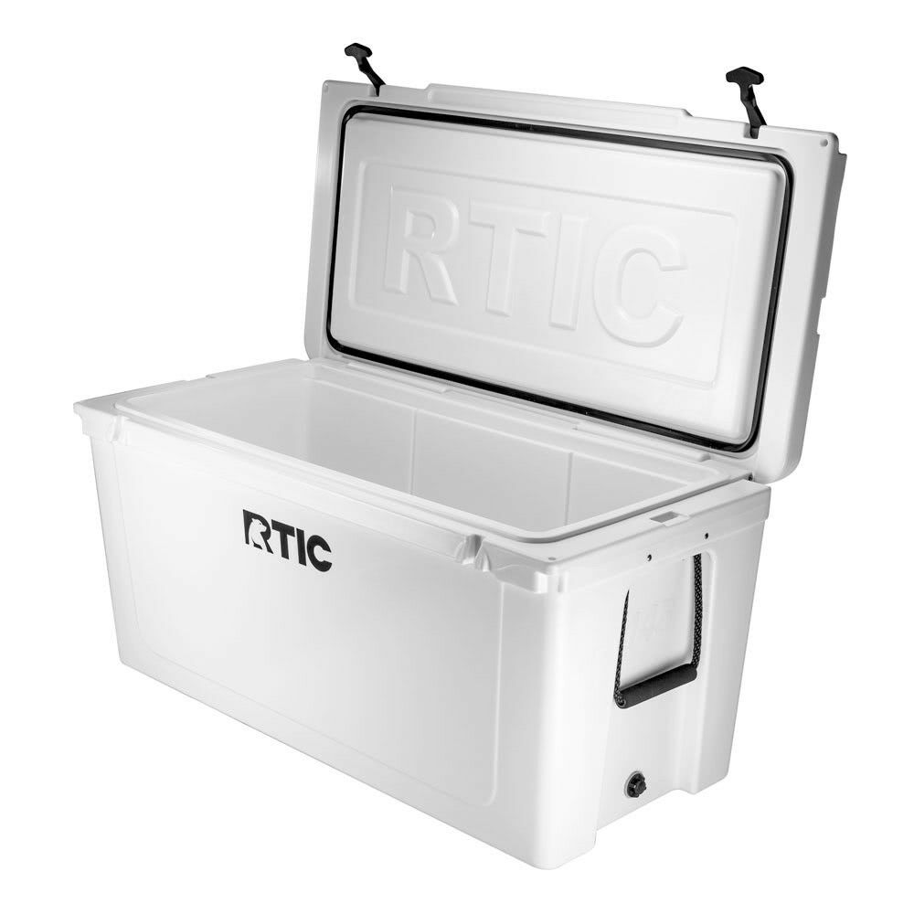 RTIC 145 - Beer Bottle Storage Cooler Free Shipping - WHITE - NEW