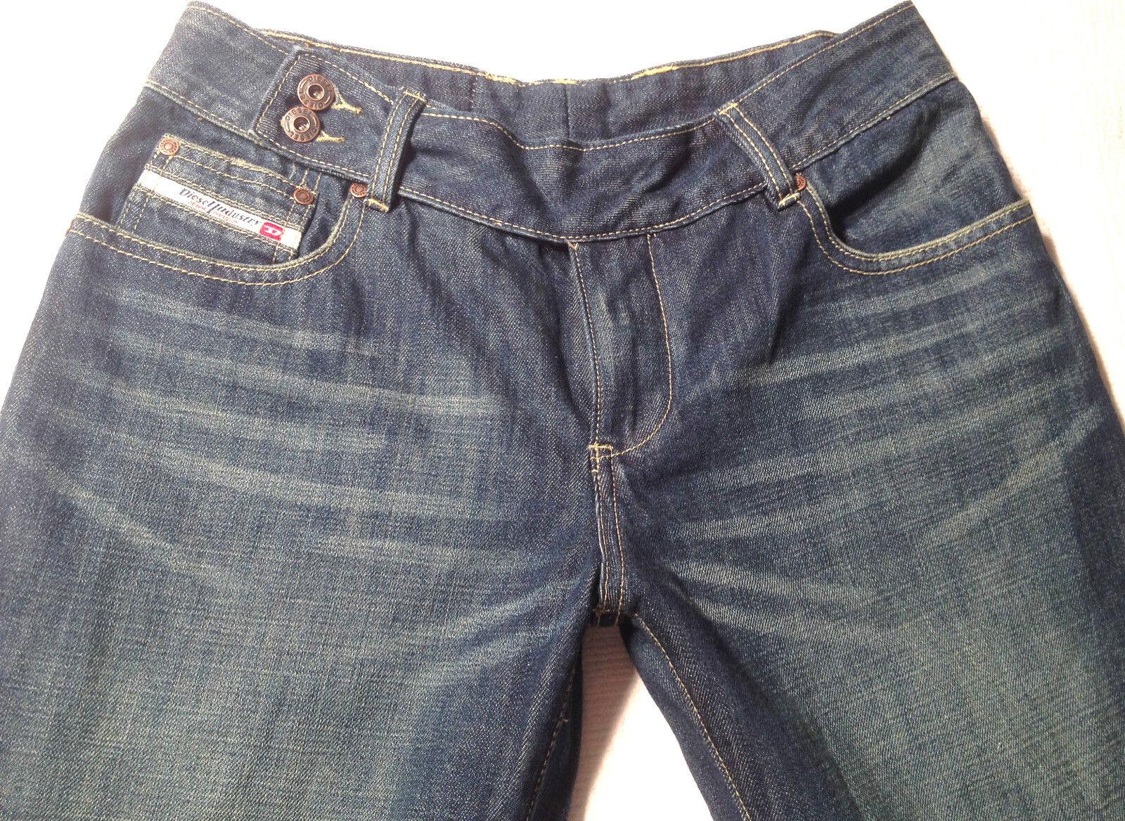 Diesel Jeans 'Rame' Indigo Jeans W30 L32 AU 12 RRP  289 Womens