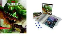 D&D Dungeons & Dragons RPG Starter Set-Nuovo 5th Edizione