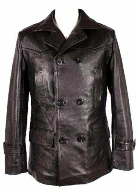 WAWAYA Men Zip Front Regular Fit Plus Size Warm Winter Fashion Faux-Leather Motorcycle Jacket