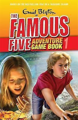 Search for Treasure (Famous Five Adventure Game Book)