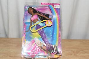 Barbie-Dreamtopia-Sparkle-Lights-Mermaid-with-Brunette-amp-Pink-Hair