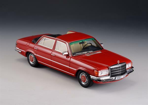 GLM Mercedes Benz W116 280SEL Landaulet 1 43 GLM207701