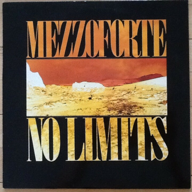 LP, Mezzoforte, No Limits, Jazz, MEZZLP08 - LP i meget god…
