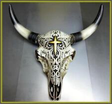 Mayrich Southwestern Steer Skull Wall Sculpture