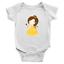 Infant-Baby-Rib-Bodysuit-Jumpsuit-Romper-Clothes-Beauty-amp-Beast-Princess-Belle thumbnail 13