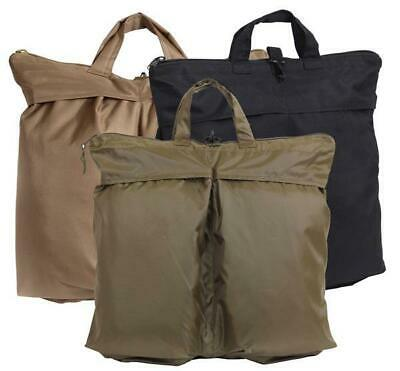 Military Spec US Army GI-Style Flyers Helmet Bag Assorted Colors