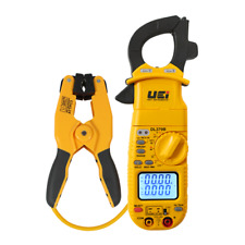 Uei Dl379bcombo Hvacr Clamp Meter With Attpc3 Pipe Clamp Adapter And Dual Ncv