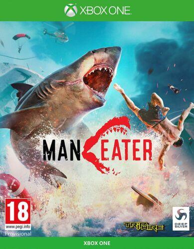 Multilanguage Digital Download Maneater Xbox One