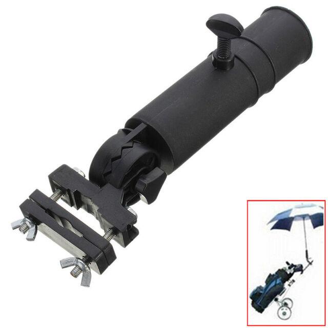 1pc Golf Umbrella Holder Stand For Buggy Cart Baby Pram Wheelchair Bike N Gift