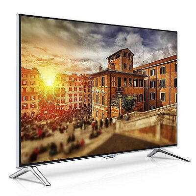 Panasonic TX-55CXW404 Smart LED LCD TV Triple Tuner Fernseher 4K 55 Zoll 3D