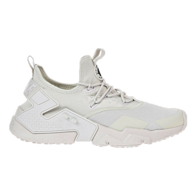 new arrival 581cb 764e4 Nike Air Huarache Drift Mens Shoes Light Bone Black AH7334-001