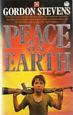 Peace On Earth by Gordon Stevens (1988 paperback)