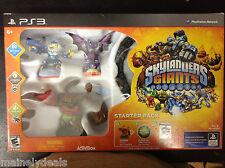 Skylanders: Giants -- Starter Pack (Sony Playstation 3, 2012) NO DISK