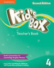 Kid's Box Level 4 Teacher's Book: Level 4 by Lucy Frino, Melanie Williams (Paperback, 2014)