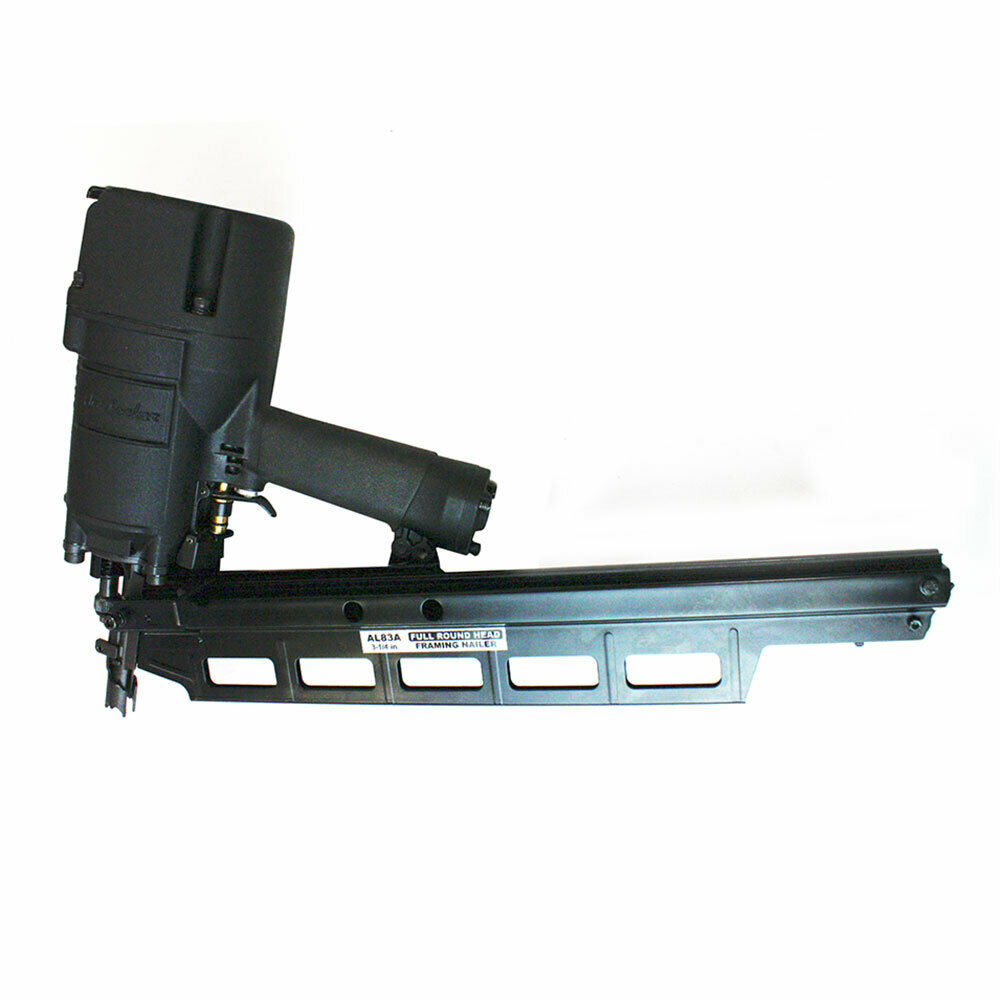 Full Round Head Framing Nailer 3-1/4 (Generic Hitachi NR83A2) - AL83A. Available Now for 116.93