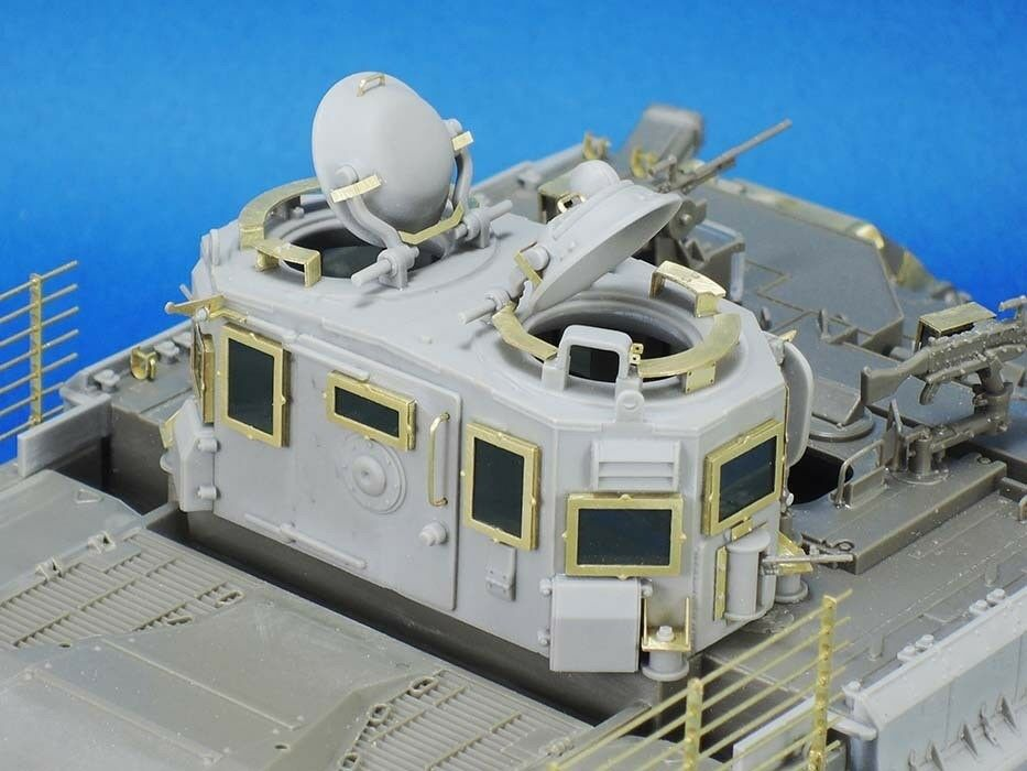 Legend 1 35 IDF Puma Batash Dog House Set for Hobby Boss and LF-1360